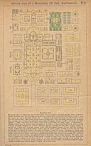 Apostolic Palace Floor Plan by Historical Atlas By William R Shepherd Perry Castañeda Map