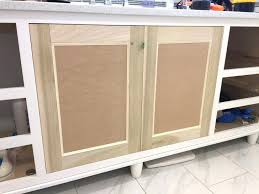 How To Make Cabinet Door Make Cabinet Doors How To Make Cabinet Door Raised Panel Build