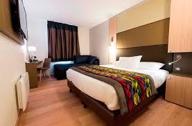 chambre detente chambre executive hôtel kyriad quentin confort et détente