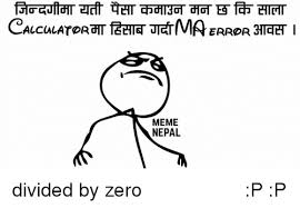 Divide By Zero Meme - 25 best memes about divided by zero divided by zero memes