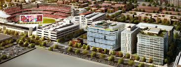 Skype Headquarters Bethesda Clark Construction
