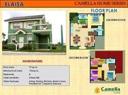 Camella Homes Drina Floor Plan Camella Capiz Camella Homes Philippines
