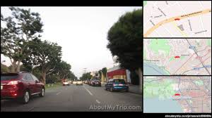 16th street california to south bundy drive brentwood youtube