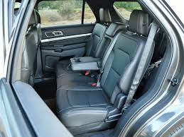 Ford Explorer With Captain Chairs 2016 Ford Explorer Overview Cargurus
