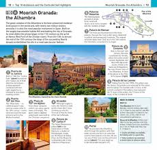 top 10 andalucia u0026 costa del sol eyewitness top 10 travel guide