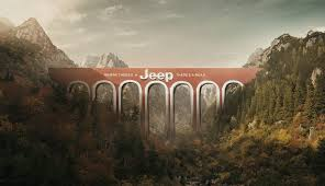 jeep print ads seub nakhasathien foundation