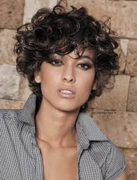 haircut curly ideas graduated pixie haircut for curly hair