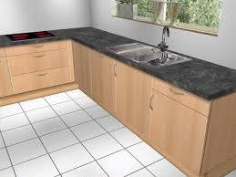 buche küche küche 8947 begehbarer eck schrank rondell buche ebay