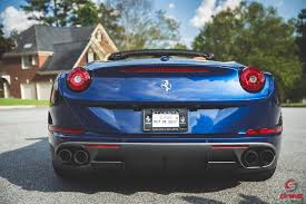 Ferrari California Light Blue - 17 ferrari california t handling speciale cquartz finest reserve