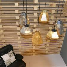 Short Pendant Light Fixture by Diamond Hollow Carved Cell Short Pendant Lamp