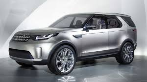 land rover discovery suv new 2017 land rover discovery teased in official image motoring