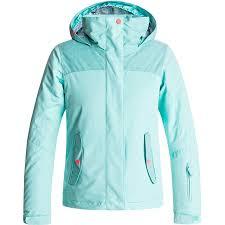 roxy jetty solid hooded jacket girls u0027 backcountry com