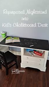 how to make a child s desk repurposed desk project ideas my repurposed life