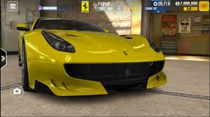 ferrari yellow car csr2 ferrari f12tdf season prize car yellow youtube