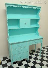 Painting French Provincial Bedroom Furniture by Turquoise Taffy U2026 Vintage French Provincial Desk And Hutch