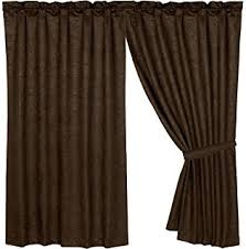 Western Window Valance Amazon Com Hiend Accents Faux Tooled Leather Western Valance