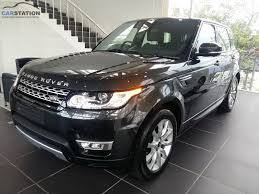 dark silver range rover recon land rover for sale by carstation