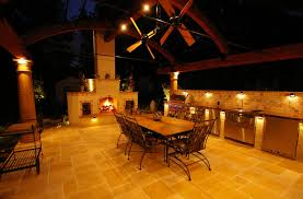 Outdoor Patio Lamp by Lighting Ideas Outdoor Patio Lighting Designs In Outdoor Kitchen