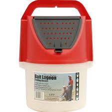 amazon com challenge bait lagoon trolling bucket 50278 fishing