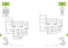 The Parc Condo Floor Plan Parc Life Floor Plan Award Wining Layout By Fraser Centerpoint Homes