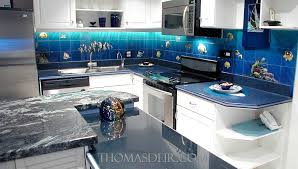 kitchen tile murals backsplash tropical fish kitchen tile murals deir honolulu hi artist