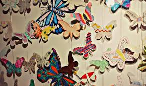 the butterfly project commemorates children lost in the holocaust