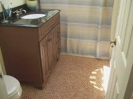 bathroom fresh bathroom flooring cork popular home design top on