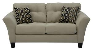 Tufted Sofa And Loveseat by Loveseat With 2 Seats And Tufted Back Cushions By Jackson