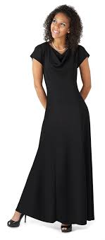 sleeve black dress choral performance dresses online