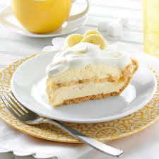 favorite banana cream pie recipe taste of home