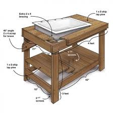 Garden Sink Ideas Best 20 Potting Tables Ideas On Pinterest Garden Table Potting