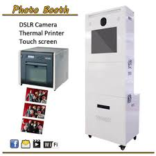 photo booth for sale hot sale product instant print photo booth machine for wedding and