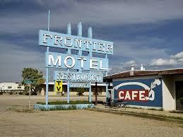 Classic Motel Truxton Route 66 Arizona