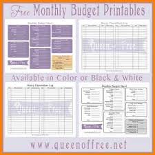 printable budget planner template free printable budget planner monthly bills template kukkoblock templates