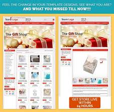 12 best holiday season gift ebay template images on pinterest