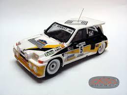 renault 5 maxi turbo cursa models catalogue