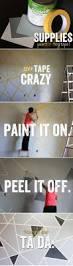 23 best efeitos com pintura images on pinterest architecture que tal uma parede criativa usando muito pouco