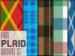 wip iphone plaid wallpaper set by gabriel levcovitz dribbble