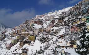 best places to visit in shimla in december see snow