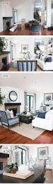 Blue And Grey Living Room Ideas by Best 25 Living Room Makeovers Ideas On Pinterest Living Room