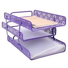 Purple Desk Organizers 1000 Ideas About Purple Office On Pinterest Purple Kitchen