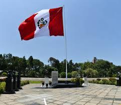 Lima Flag Lima U2013 Latin America U0027s Gastronomic Capital Sarah U0026 Duncan Travel