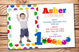 baby einstein birthday invitation