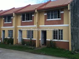 ready for occupancy pagibig affordable house u0026 lot loma de gato