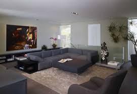Living Room Urban Living Room Design White Faux Leather Sectional - Urban living room design