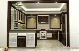 Indian Semi Open Kitchen Designs Kitchen Design Kerala Style Latest Kitchen Interior Design Ideas