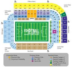 tottenham wembley seating plan away fans st james park guide newcastle united fc football tripper