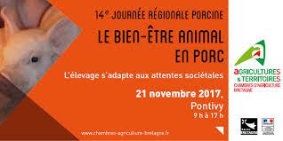 chambre r馮ionale d agriculture bretagne 21 novembre 2017 14e journée régionale porcine le bien être