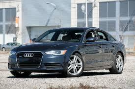 audi a6 ride quality 2014 audi a6 our review cars com