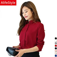 plus size blouses chiffon blouse fashion casual plus size blouses sleeve shirts